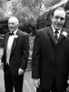 BW Weddind Dad Frank